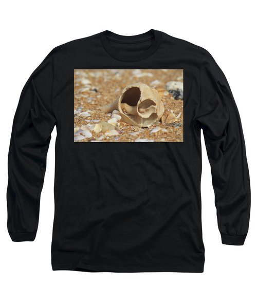 By The Sea Shore Long Sleeve T-Shirt
