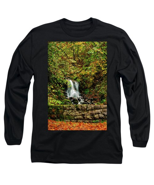 By The Side Of The Road Long Sleeve T-Shirt