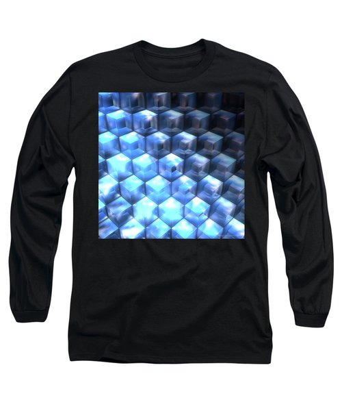 By The Steps Of Atlantis Long Sleeve T-Shirt