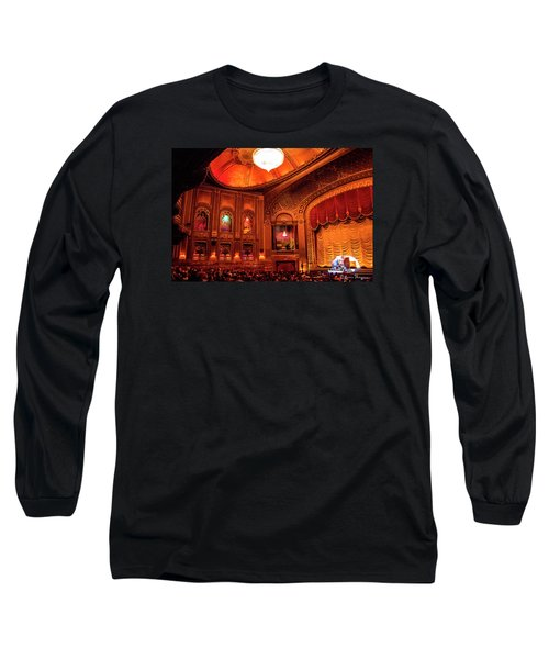 Byrd Theatre Organist II Long Sleeve T-Shirt