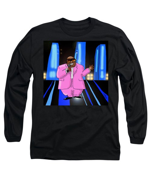 C-lo Pink Long Sleeve T-Shirt