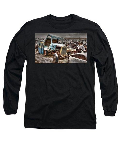 Cab Ride Long Sleeve T-Shirt
