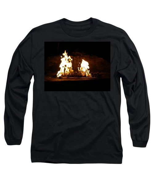 Cabana Fire  Long Sleeve T-Shirt