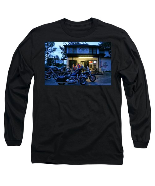 Cabbage Patch Bikers Bar Long Sleeve T-Shirt