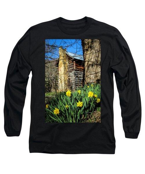 Cabin Spring Long Sleeve T-Shirt