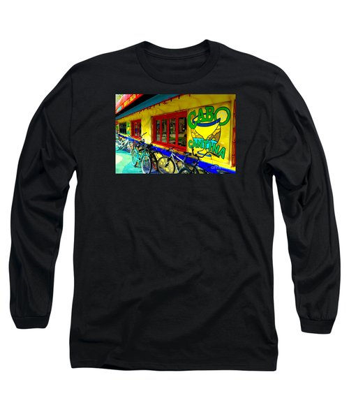 Cabo Cantina - Balboa Long Sleeve T-Shirt