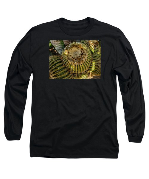 Cactus Sphere Long Sleeve T-Shirt