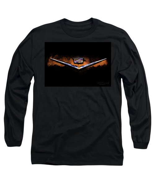 Cadillac Emblem Long Sleeve T-Shirt