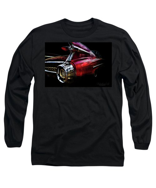 Cadillac Lines Long Sleeve T-Shirt