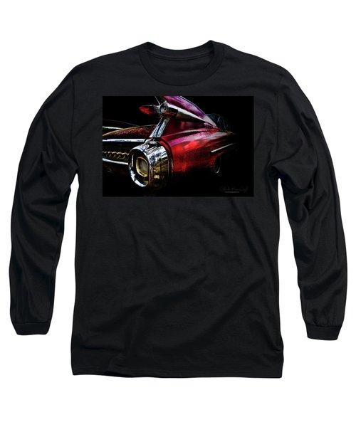 Cadillac Lines Long Sleeve T-Shirt