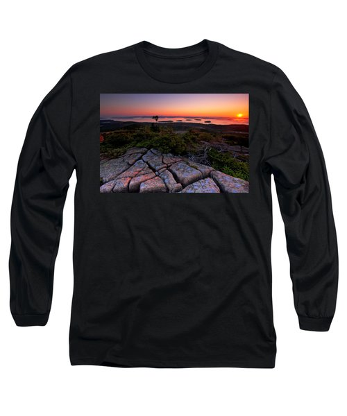 Cadillac Rock Long Sleeve T-Shirt