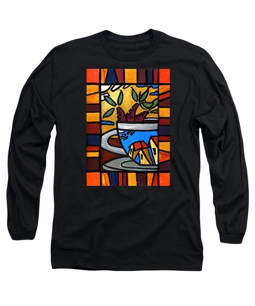 Cafe Caribe  Long Sleeve T-Shirt