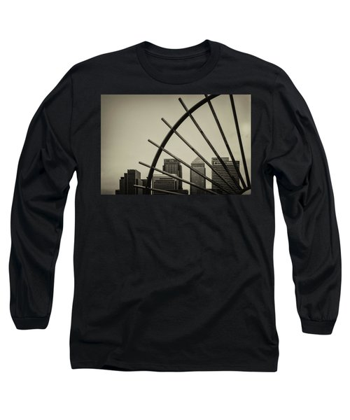 Caged Canary Long Sleeve T-Shirt