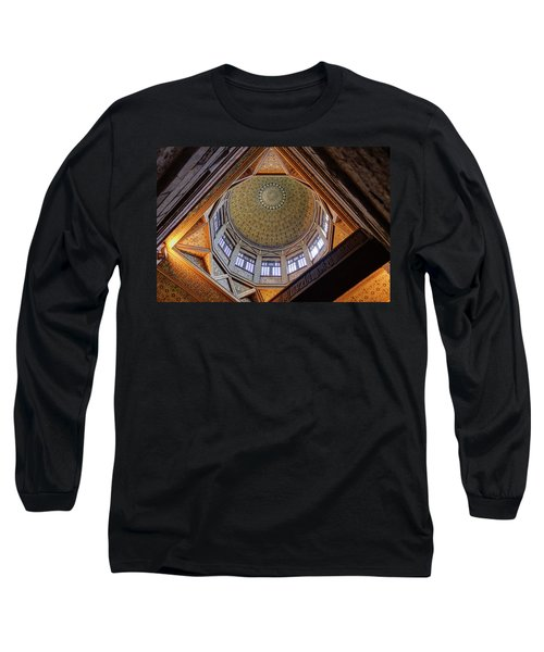 Cairo Nilometer Long Sleeve T-Shirt