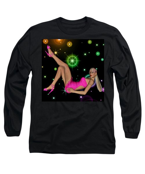 Caitlin Long Sleeve T-Shirt