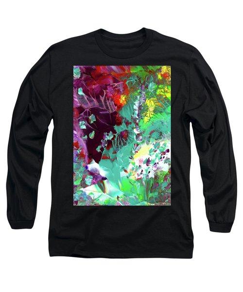 Cajun River Wild Long Sleeve T-Shirt