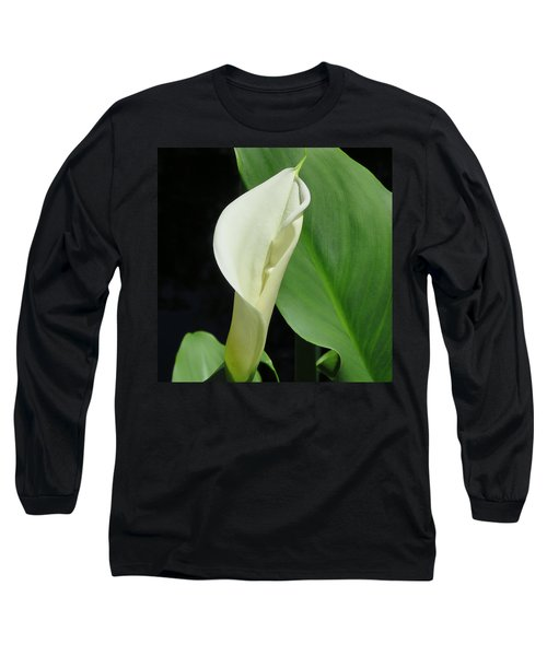 Cala Lily  Long Sleeve T-Shirt