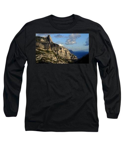 Calanque De Sugiton Long Sleeve T-Shirt