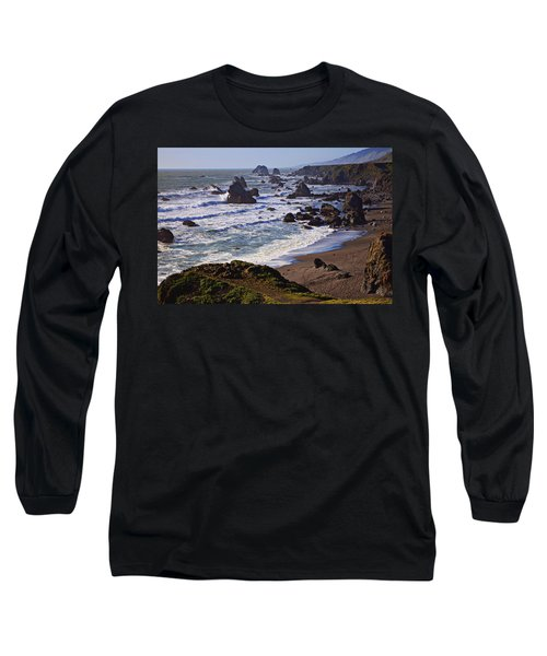 California Coast Sonoma Long Sleeve T-Shirt