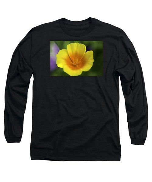 California Poppy 2 Long Sleeve T-Shirt