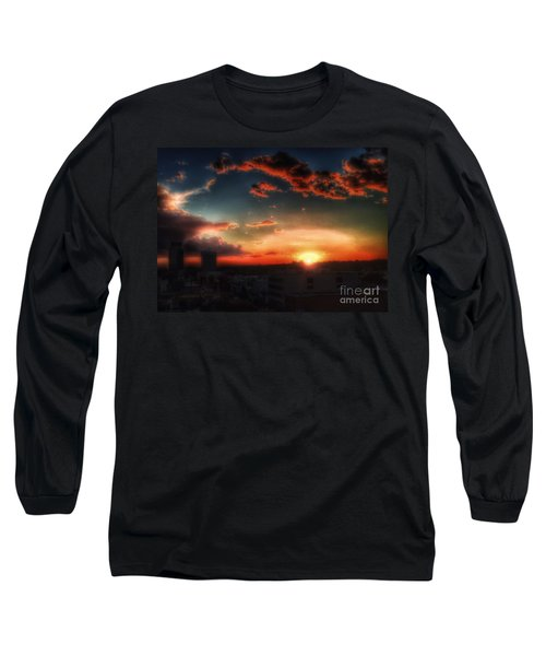 California Sky Long Sleeve T-Shirt