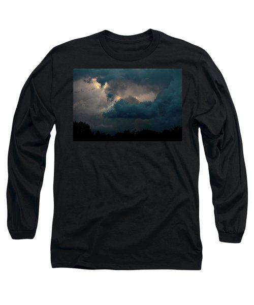 Call Of The Valkerie Long Sleeve T-Shirt by Bruce Patrick Smith