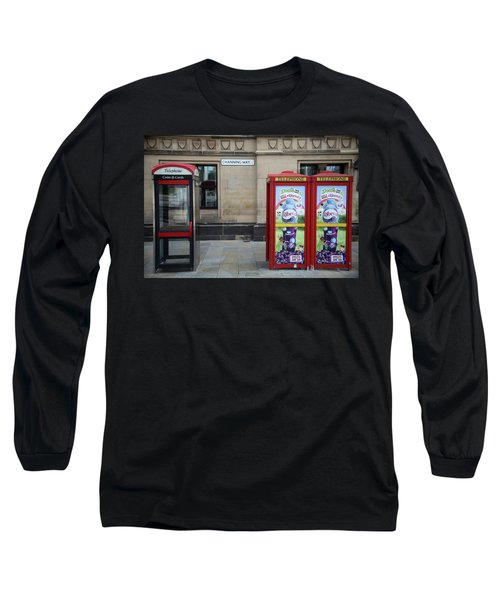 Call Them Long Sleeve T-Shirt