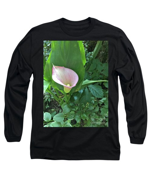 Calla Calling Long Sleeve T-Shirt