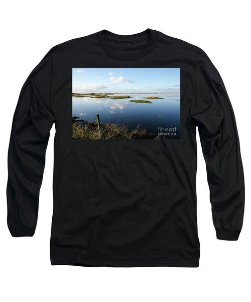 Calm Wetland Long Sleeve T-Shirt
