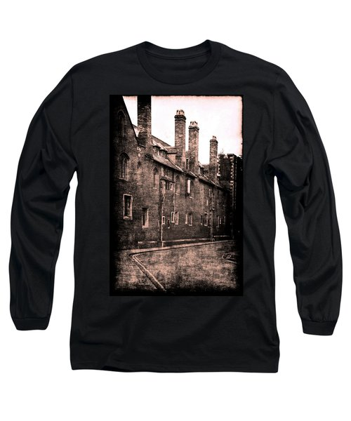 Cambridge, England Long Sleeve T-Shirt