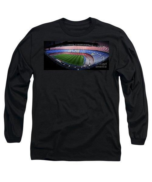 Camp Nou Long Sleeve T-Shirt