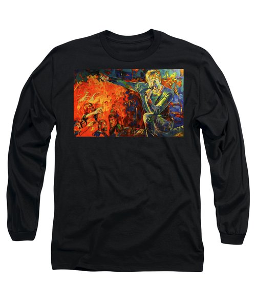 Campino Long Sleeve T-Shirt by Koro Arandia