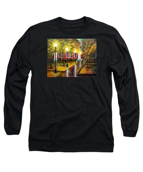 Campus Rain Long Sleeve T-Shirt