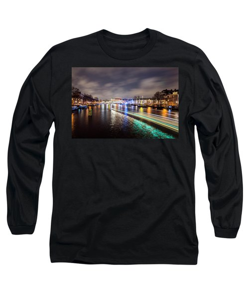 Canal Streaking Iv Long Sleeve T-Shirt