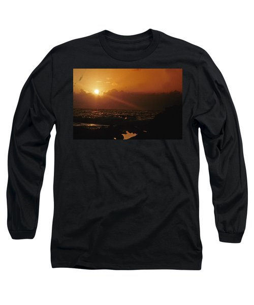 Canary Islands Sunset Long Sleeve T-Shirt