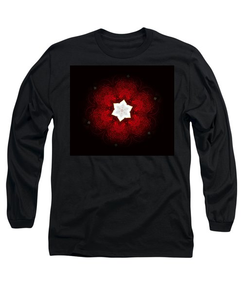 Candy Apple Red Long Sleeve T-Shirt