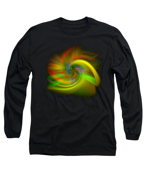 Candy Mountain Twirl Long Sleeve T-Shirt