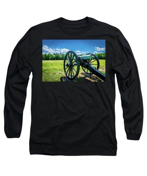 Cannon Long Sleeve T-Shirt