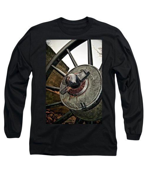 Cannon Wheel Long Sleeve T-Shirt