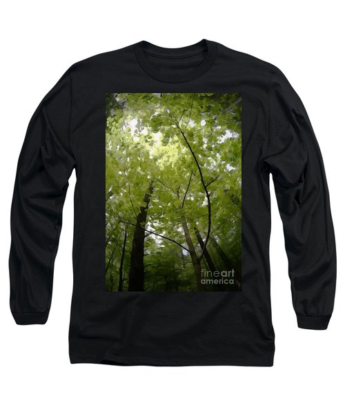 Canopy Long Sleeve T-Shirt