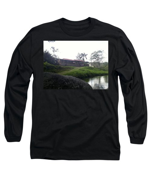 Cantine By The River Long Sleeve T-Shirt