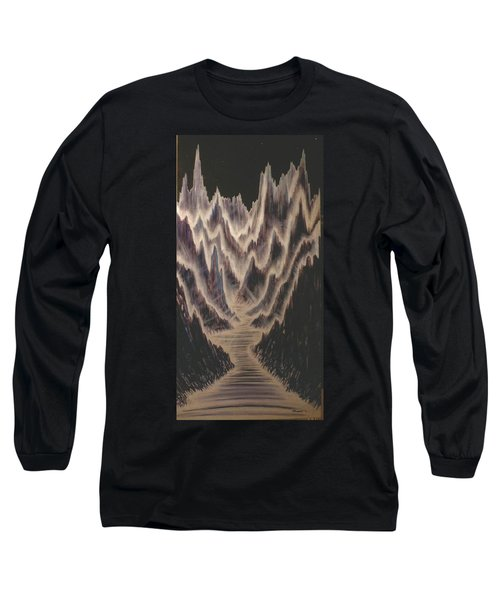 Canyon Of Light Long Sleeve T-Shirt