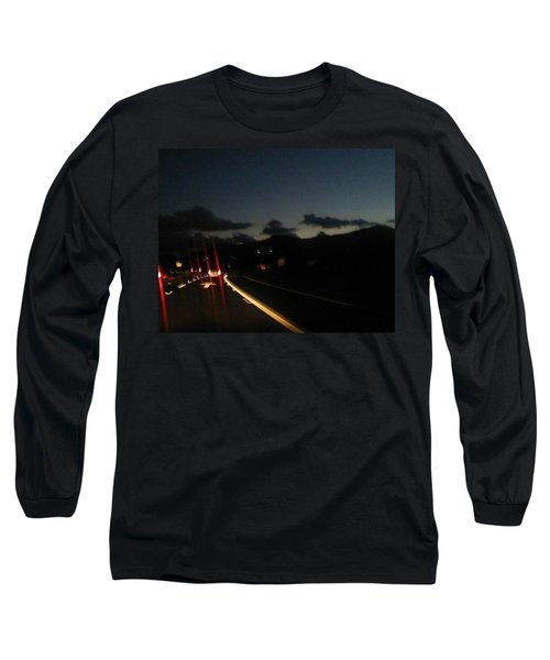 Canyon Road Winter Long Sleeve T-Shirt