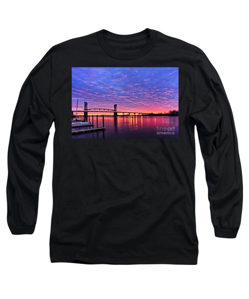 Cape Fear Bridge1 Long Sleeve T-Shirt
