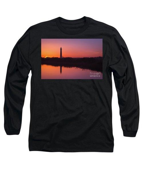 Cape May Colors  Long Sleeve T-Shirt