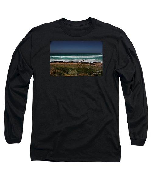 Capetown Penisula Beach Long Sleeve T-Shirt