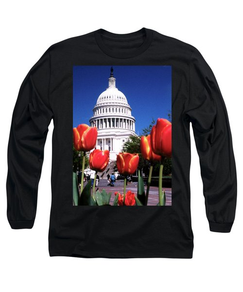 Capital Colors Long Sleeve T-Shirt