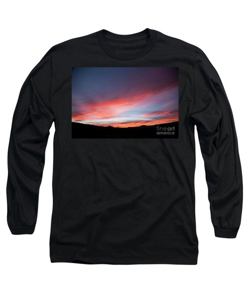 Capital Reef Sunset Long Sleeve T-Shirt