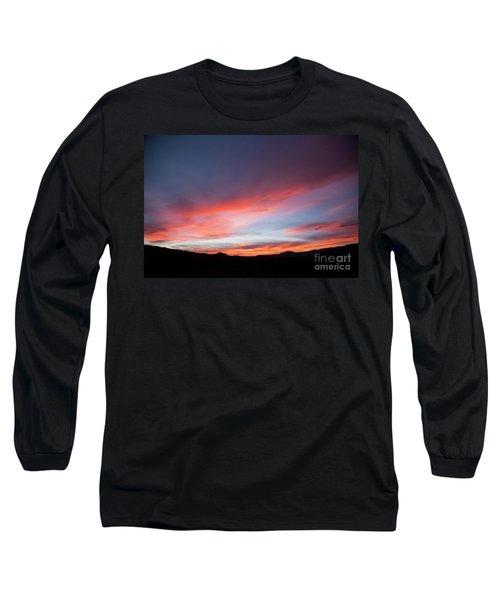 Capital Reef Sunset Long Sleeve T-Shirt