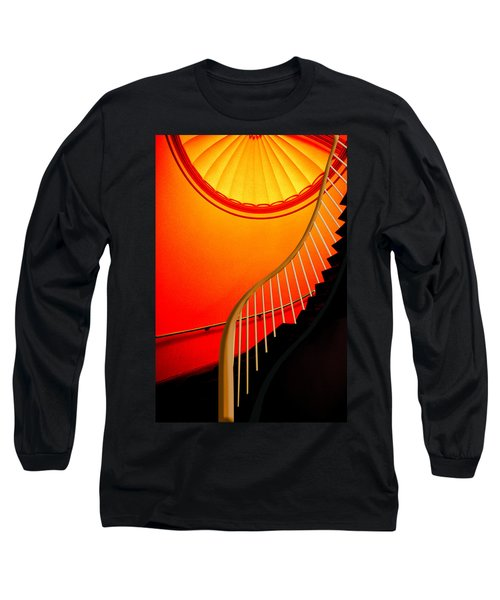 Capital Stairs Long Sleeve T-Shirt by Paul Wear